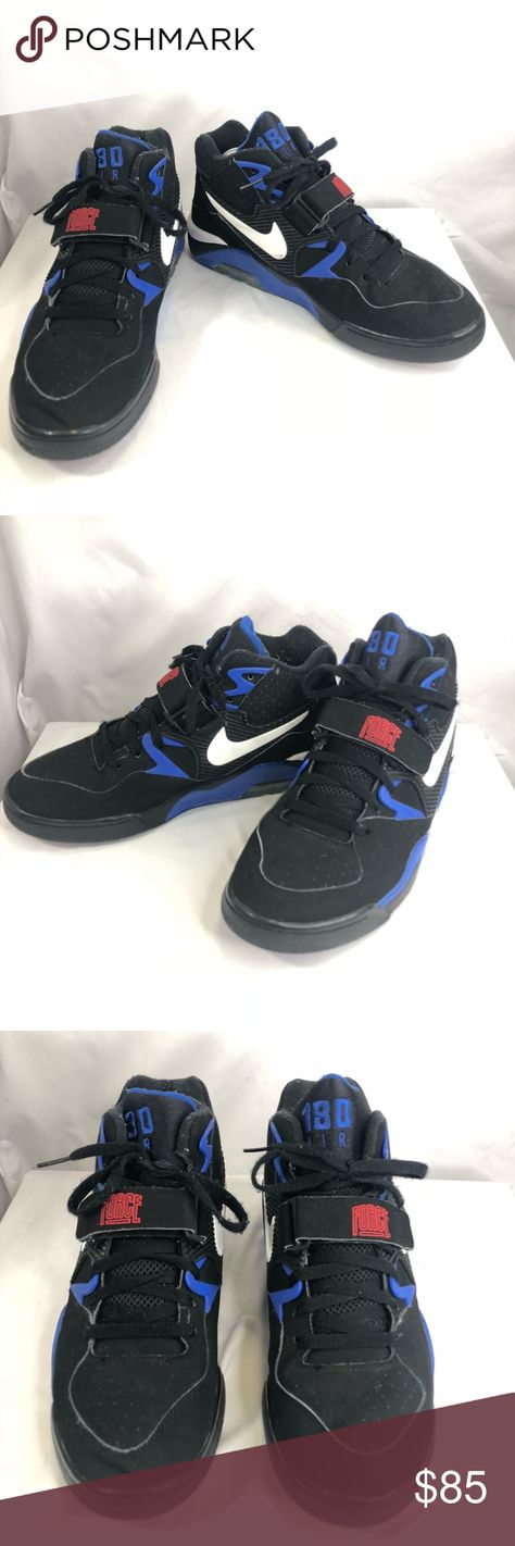 Nike Air Force 180 Charles Barkley Basketball Shoe Men's