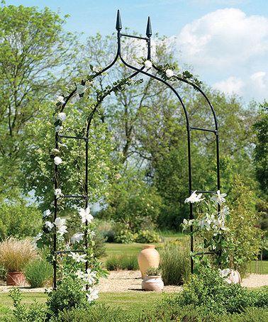 Gothic Garden Arch Zulily Zulilyfinds Gothic Garden Garden