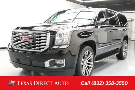 2019 Gmc Yukon Denali Texas Direct Auto 2019 Denali Used 6 2l V8