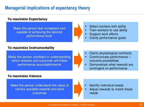 Leadership Motivation Theories By Operational Excellence