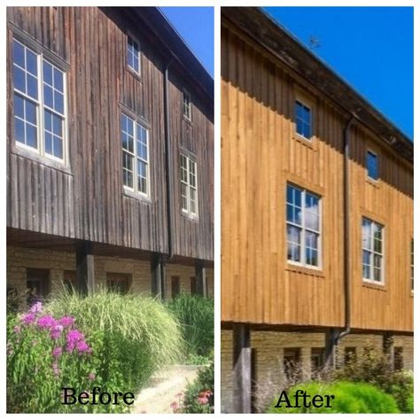 Pre Finished Siding Makes Remodeling Easy In 2020 Remodel Siding Outdoor Structures