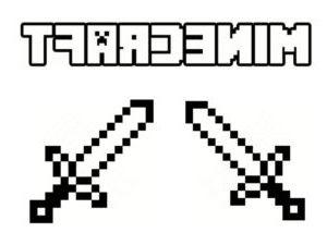 Dessin A Imprimer Minecraft
