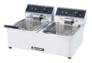 Electric Fryers Restaurant Equipment And Supplies Online Restaurant Depot In 2020 Commercial Kitchen Equipment Electric Fryer Commercial Restaurant Equipment