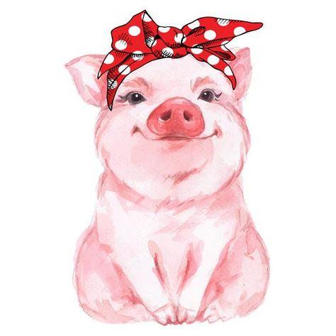 Piggy Baby Onesie® Piggy Baby Bodysuit Infant Baby Girl | Etsy