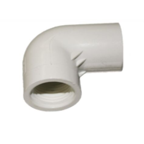 30646 Elbow 90 Degree Pvc 1 2 Inch Spa Parts 90 Degrees Pvc Elbow