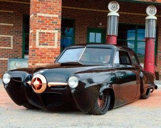 1950 Studebaker Champion Tuned Drive My Blogs Drive In 2020 Rat Rods Truck Rat Rod Studebaker