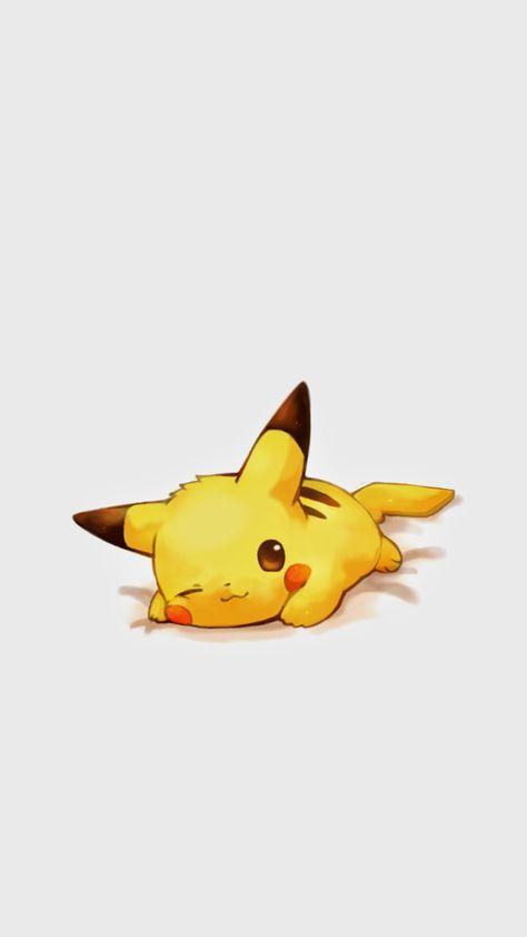 Tap image for more funny cute Pikachu wallpaper! Pikachu - @mobile9 | Wallpapers for iPhone 5/5s/5c, iPhone 6 & 6 plus #pokemon #anime