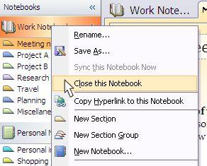 onenote template
