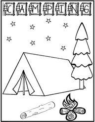 preschool camping crafts google search more camps crafts preschool ...
