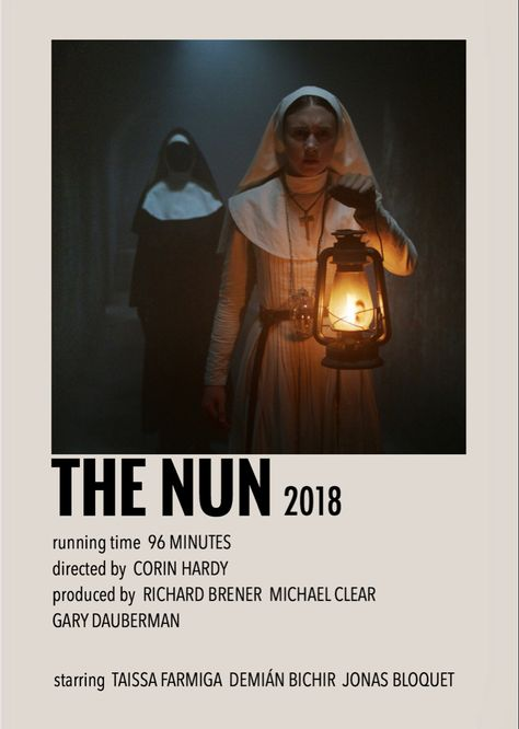 The nun by Millie