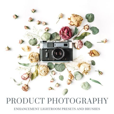 Product Photography Lightroom presets and brushes  product   Etsy