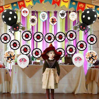 Halloween Balloon Festival 2020 Happy Home Dot Party Decor Halloween Balloon Festival Supplies