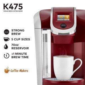 10 Best Keurig Coffee Makers 2019 Keurig Keurig Coffee Makers