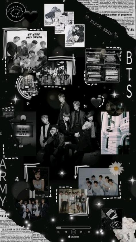 16 wallpaper BTS 👌❤️
