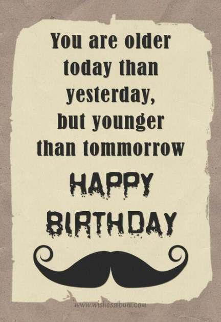 Humorous And Funny Birthday Quotes Lustige Alles Gute Zum