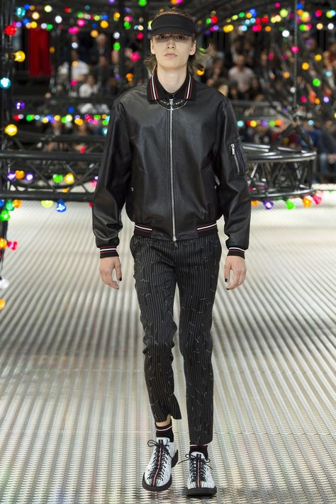 Dior Homme: menswear spring/summer 2017