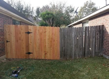 Fence Repair Service Near Me Are You Searching For Fence Repair Service In Edinburg Mission Mcallen Texas Han Wood Fence Fence Construction Handyman Services
