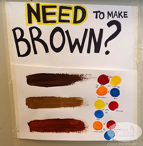 How to make brown paint. This is a life saver. Art Sketches, Art Drawings, Cute Canvas Paintings, Small Canvas Art, Disney Canvas Art, Easy Canvas Art, Easy Canvas Painting, Mini Canvas Art, Simple Acrylic Paintings