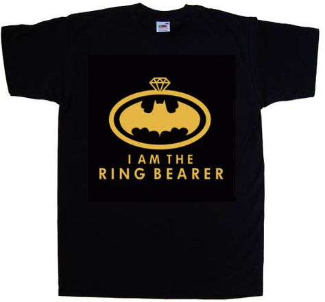 Ring Bearer Custom Shirt, Bridal Party Custom Shirt, Wedding Party Favor, Wedding Party Shirt, Ring Security, Custom Boys Shirt by ABdesignsCoUS on Etsy