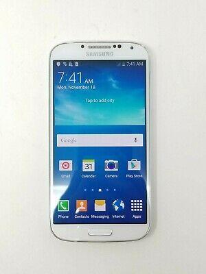 Sponsored Link Samsung Galaxy S4 Sch L545 16gb White Unlocked Verizon Mint Condition Samsung Galaxy S4 Galaxy S4 Samsung Galaxy