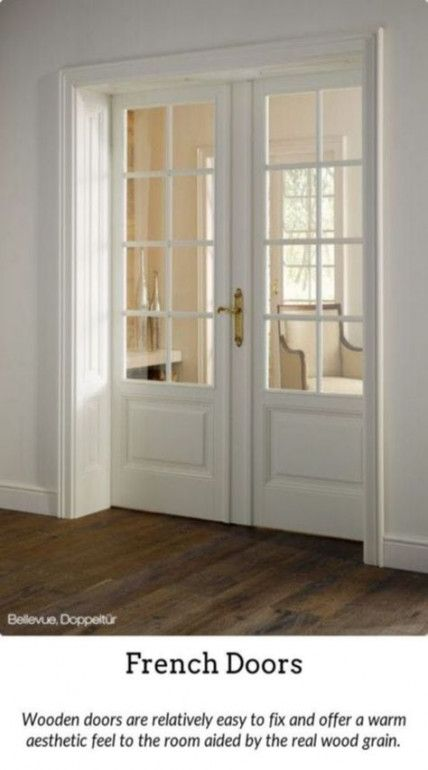Trendy Exterior French Doors Architecture 61 Ideas French Doors Interior Internal French Doors Doors Interior