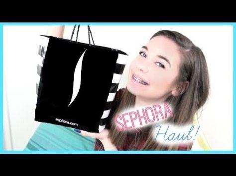 Before making her #SephoraHaul, vlogger @Amanda Snelson Steele consulted our genius tool, #SkincareIQ. Smart cookie! #Sephora #Videos