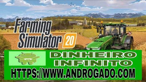 Farming Simulator 20 V0 0 0 49 Apk Mod Dinheiro Infinito Em 2020