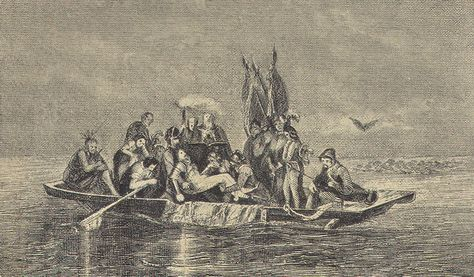 Hernando de Soto passed on May 21st, 1542 due to a fever. We decided to put his body on the river he discovered. A lot of our men have also passed. We made history boys, farewell. From your new leader of expedition, Luis de Moscoso Alvarado.
