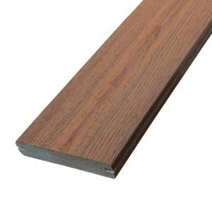 Fiberon 0 925 In X 5 3 8 In X 16 Ft Jatoba Grooved Edge Capped Composite Decking Board Brdsang Jatoba 16 The Home Depot In 2020 Composite Decking Composite Decking Boards Fiberon