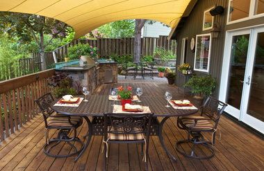 Swell Backyard Kitchens Grow In Popularity And Sophistication Interior Design Ideas Grebswwsoteloinfo