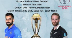 Ind Vs Nz 2019 Cricket World Cup Semi Final Preview Win Predictions World Cup Semi Final Cricket World Cup Semi Final