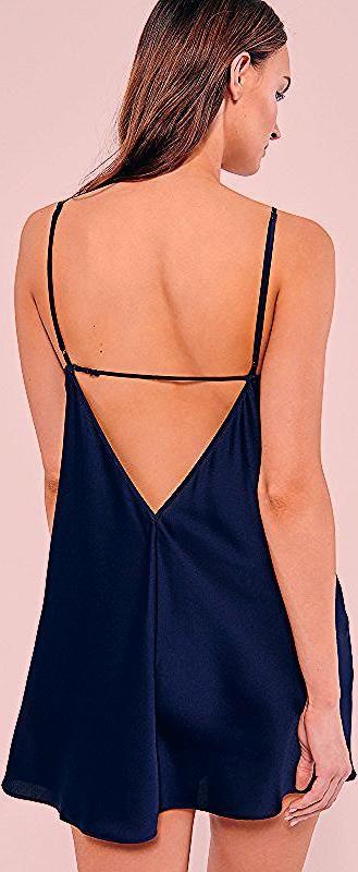 طبعة فاخرة الساتان ثوب الأرجواني الحياة الوردية Satin Nightie Fashion Backless Dress