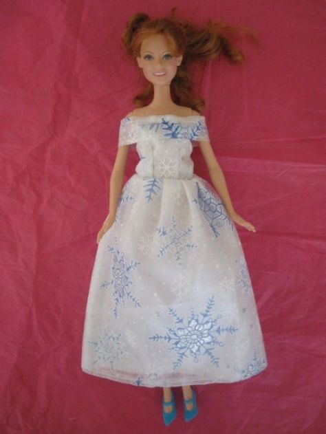 Princess Dress for Barbie