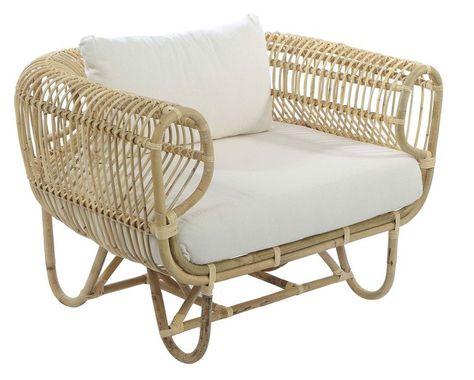 Lounge Stoel Retro.Retro Rotan Stoel Bd Lounge Stoel Design Originals Dominidesign