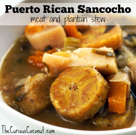 Ultra Nourishing Puerto Rican Sancocho