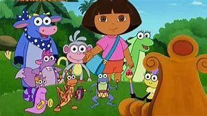 Image Result For Dora The Explorer Dora S First Trip Dora And Friends Dora The Explorer 2000s Kids Shows