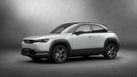 2020 Mazda Electric Di 2020