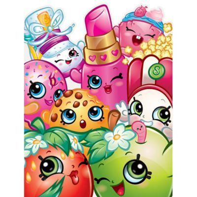 Shopkins Life Size Cutout Birthday Party Supplies#birthday #cutout #life #party #shopkins #size #supplies