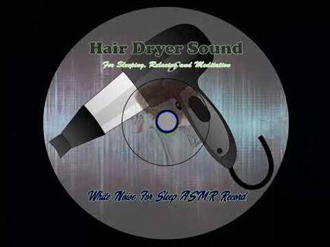 hair dryer noise cd