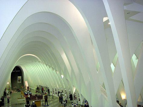 Antonio Calatrava - Plaza de Espana - Alcoy Spain - 1992-1995 - küchen stall coesfeld