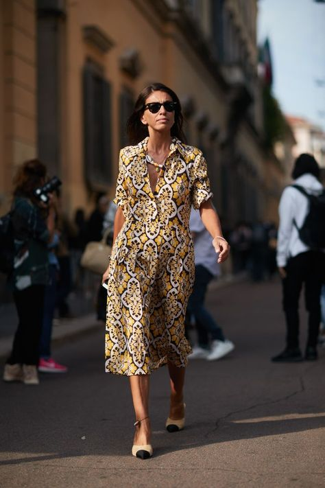 The Best of Milan Fashion Week Street Style via Who What Wear – Fashion Trends 2019