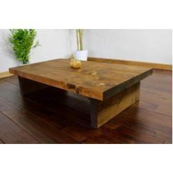 Couchtisch Transparent Klar 75 Cm 40 Cm 75 Cm Tische Couchtische Sco Rustic Coffee Tables Indian Coffee Table Rustic Decor
