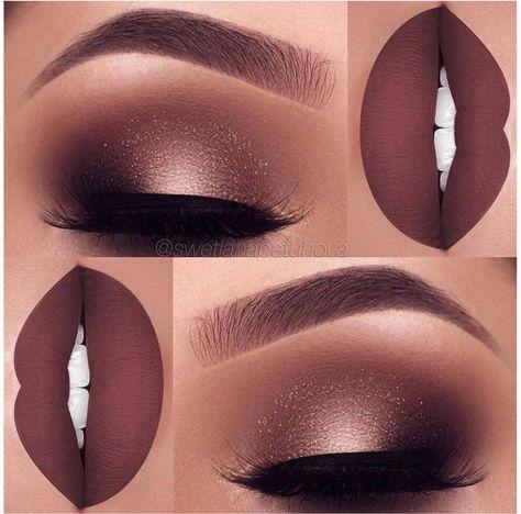 Makeup tutorial dark skin lips 41 Super ideas Make-up Tutorial dunkle Haut Lippen 41 Super Ide Gorgeous Makeup, Pretty Makeup, Love Makeup, Makeup Ideas, Makeup Style, Makeup Blog, Scary Makeup, Skull Makeup, Makeup Hacks