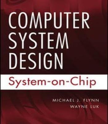 Computer System Design Pdf Computer System Design System System