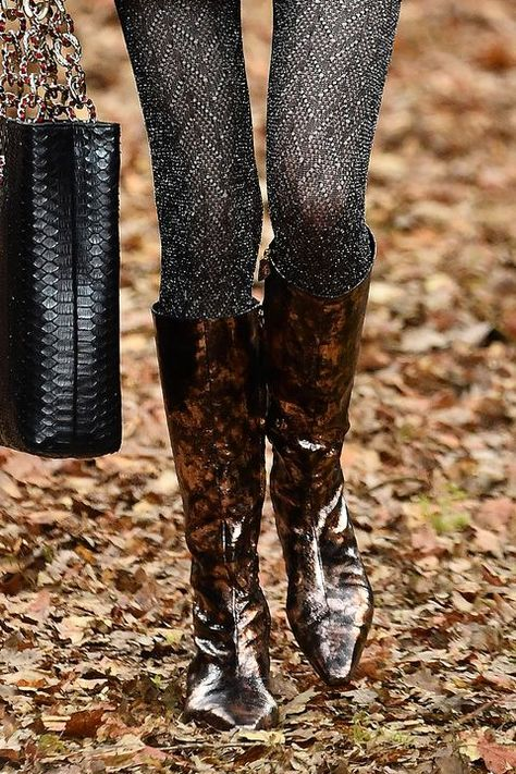 Chanel autumn 2018 boots
