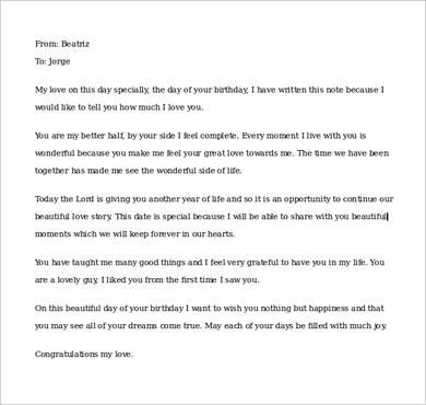 Letter To Boyfriend On Anniversary from i.pinimg.com