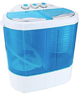 Amazon Com Kuppet Portable Washing Machine Spin Dryer Compact