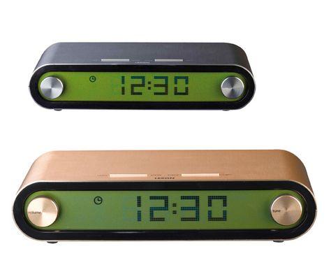 RADIO REVEIL JET lexon  LA77  design theo williams +-80€