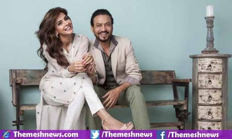 "First Look Of Pakistani Actress Saba Qamar To Star Opposite Irrfan Khan In ""Hindi Medium"""