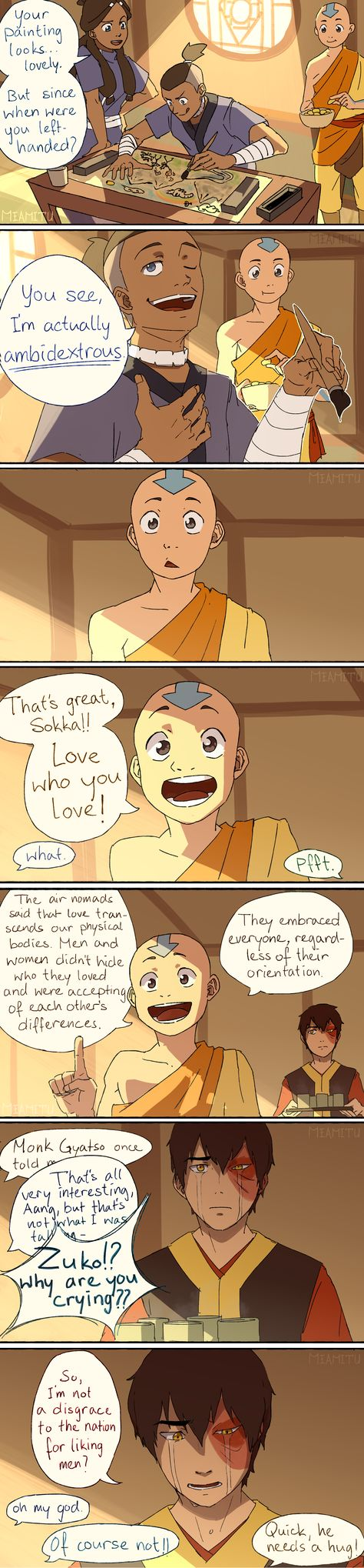 Avatar Aang, Avatar The Last Airbender Funny, The Last Avatar, Avatar Funny, Team Avatar, Avatar Airbender, Atla Memes, Avatar World, Avatar Series
